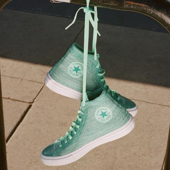 Converse Chuck Taylor All Star x Nike Flyknit Hi b794454a2